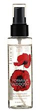 Parfumuri și produse cosmetice Spray cu extract de flori de mac pentru față  - Lirene Formula of Youth Spray