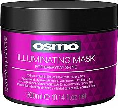 Parfumuri și produse cosmetice Mască de păr - Osmo Blinding Shine Illuminating Mask