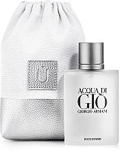 """Духи, Парфюмерия, косметика Подарочный кисет для парфюмерии, белый """"Perfume Dress"""" - MakeUp"""