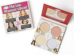 Parfumuri și produse cosmetice Paletă iluminator - theBalm The Lou Manizer'sQuad