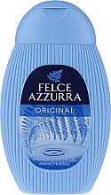 """Parfumuri și produse cosmetice Gel de duș """"Original"""" - Felce Azzurra Shower Gel Original"""
