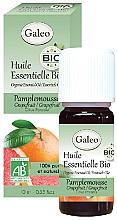 Parfumuri și produse cosmetice Ulei esențial organic de grapefruit - Galeo Organic Essential Oil Grapefruit