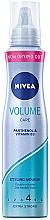 Parfumuri și produse cosmetice Spumă de păr - Nivea Hair Care Volume Sensation Styling Mousse