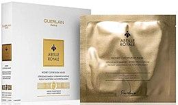 Parfumuri și produse cosmetice Mască de față - Guerlain Abeille Royale Honey Cataplasm Mask