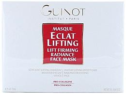 "Parfumuri și produse cosmetice Маска для лица ""Сияние и лифтинг"" - Guinot Masque Eclat Lifting"