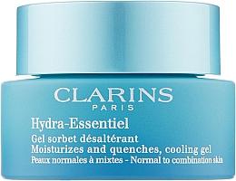 Parfumuri și produse cosmetice Gel hidratant pentru piele normală și mixtă - Clarins Hydra-Essentiel Normal to Combination Skin Gel