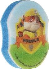 """Parfumuri și produse cosmetice Burete de baie pentru copii """"Paw patrol"""", Rubble - Suavipiel Paw Patrol Bath Sponge"""
