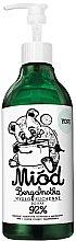 """Parfumuri și produse cosmetice Săpun lichid pentru bucătărie """"Miere și bergamot"""" - Yope Honey & Bergamot Hand Soap"""
