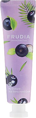 Cremă nutritivă pentru mâini - Frudia My Orchard Acai Berry Hand Cream — Imagine N1