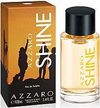 Parfumuri și produse cosmetice Azzaro Shine - Apă de toaletă