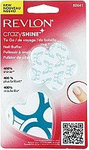 Parfumuri și produse cosmetice Pilă de unghii - Revlon Crazy Shine to Go Nail Buffers
