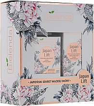 Parfumuri și produse cosmetice Set - Bielenda Japan Lift 50+ (eye/cr/15ml + f/cr/50ml)