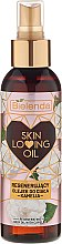 "Parfumuri și produse cosmetice Ulei regenerator pentru corp ""Camellia"" - Bielenda Skin Loving Oil Repairing Body Oil Camellia"