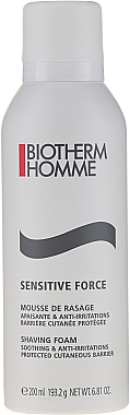 Set - Biotherm Homme (sh/foam/200ml + after shave/balm/20ml+ aftershave/30ml) — Imagine N5