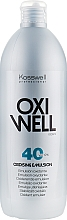 Parfumuri și produse cosmetice Emulsie oxidantă 12% - Kosswell Professional Oxidizing Emulsion Oxiwell 12% 40 vol