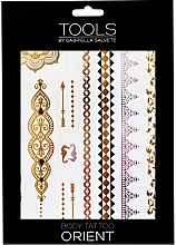 Parfumuri și produse cosmetice Tattoo stickers pentru corp - Gabriella Salvete Blackhead Remover