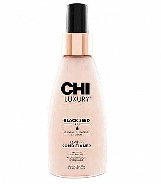 Balsam fără clătire pentru păr - CHI Luxury Black Seed Oil Take 3 Leave-In Mist — Imagine N1