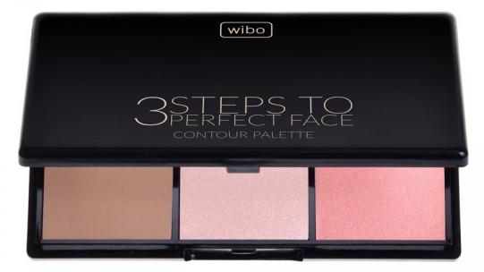 Set pentru conturarea feței - Wibo 3 Steps to Perfect