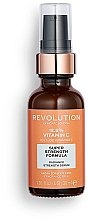 Parfumuri și produse cosmetice Ser facial cu vitamina C - Makeup Revolution Skincare Serum 12,5% Vitamin C