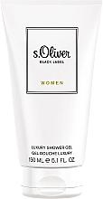 Parfumuri și produse cosmetice S.Oliver Black Label Women - Gel de duș