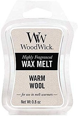 Ceară aromată - WoodWick Wax Melt Warm Wool — Imagine N1