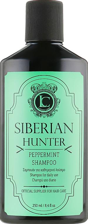 Șampon pentru uz zilnic - Lavish Care Siberian Hunter Peppermint Shampoo — Imagine N1