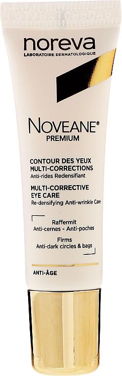 Cremă pentru pleoape - Noreva Laboratoires Noveane Premium Multi-Corrective Eye Care — Imagine N6