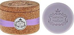 Parfumuri și produse cosmetice Săpun natural - Essencias De Portugal Tradition Jewel-Keeper Lavender