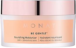 Parfumuri și produse cosmetice Cremă hidratantă pentru față - Monat Be Gentle Nourishing Moisturizer