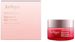 Parfumuri și produse cosmetice Cremă pentru fermitatea pielii din zona ochilor - Jurlique Herbal Recovery Signature Eye Cream