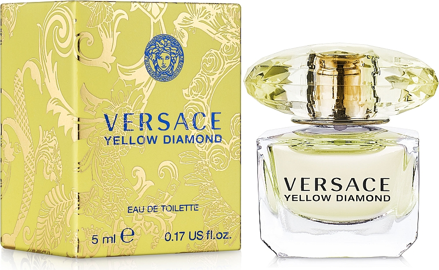 Versace Yellow Diamond - Apă de toaletă (mini)