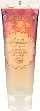 Parfumuri și produse cosmetice Demachiant-jeleu pentru față - Couleur Caramel Makeup Remover Jelly All Skin Types