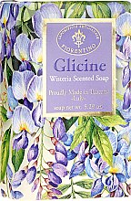 """Parfumuri și produse cosmetice Săpun natural """"Glicină"""" - Saponificio Artigianale Fiorentino Masaccio Wisteria Soap"""