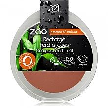 Parfumuri și produse cosmetice Fard de obraz - Zao Compact blush refill (rezervă)