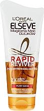 Parfumuri și produse cosmetice Balsam pentru părul uscat - L'Oreal Paris Elseve Rapid Reviver