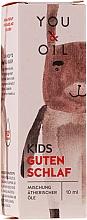 Parfumuri și produse cosmetice Amestec de uleiuri esențiale pentru copii - You & Oil KI Kids-Sleep Well Essential Oil Mixture For Kids