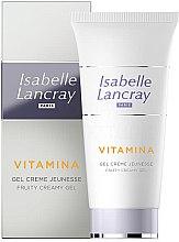 Cremă de față - Isabelle Lancray Vitamina Fruity Creamy Gel — Imagine N1