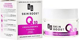 Parfumuri și produse cosmetice Cremă tonifiantă pentru faţă - AA Cosmetics Skin Boost Q10 Day/Night Cream