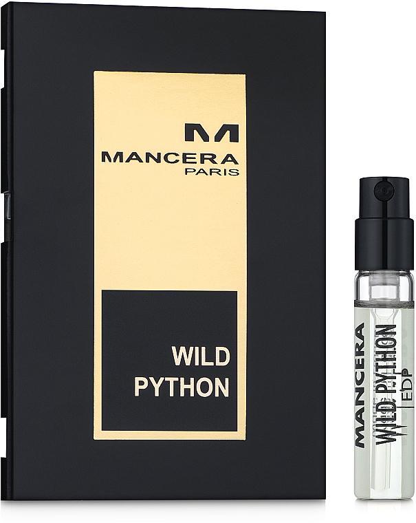 Mancera Wild Python - Apă de parfum (mostră)