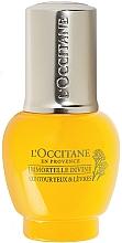 Parfumuri și produse cosmetice Fluid pentru zona ochilor și buzelor - L'Occitane Immortelle Divine Eyes And lips Fluid