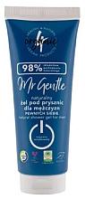 Parfumuri și produse cosmetice Gel de duș pentru bărbați - 4Organic Mr. Gentle Man Shower Gel