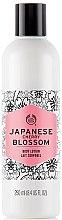 Parfumuri și produse cosmetice The Body Shop Japanese Cherry Blossom Body Lotion - Loțiune parfumată de corp