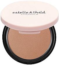 Parfumuri și produse cosmetice Pudră bronzantă pentru față - Estelle & Thild BioMineral Healthy Glow Sun Powder