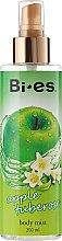 """Parfumuri și produse cosmetice Spray de corp """"Măr și tuberoză"""" - Bi-Es Apple-Tuberose"""