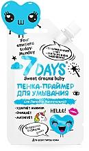 """Parfumuri și produse cosmetice Spumă-primer pentru curățare """"Sweet dreams baby"""" - 7 Days Your Emotions Today"""