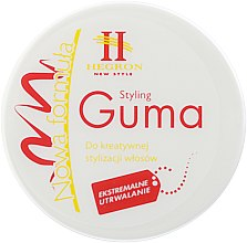 Parfumuri și produse cosmetice Gumă pentru styling - Hegron Styling Guma