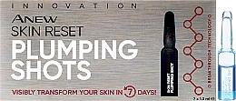 Parfumuri și produse cosmetice Ser facial, ampule - Avon Anew Skin Reset Plumping Shots