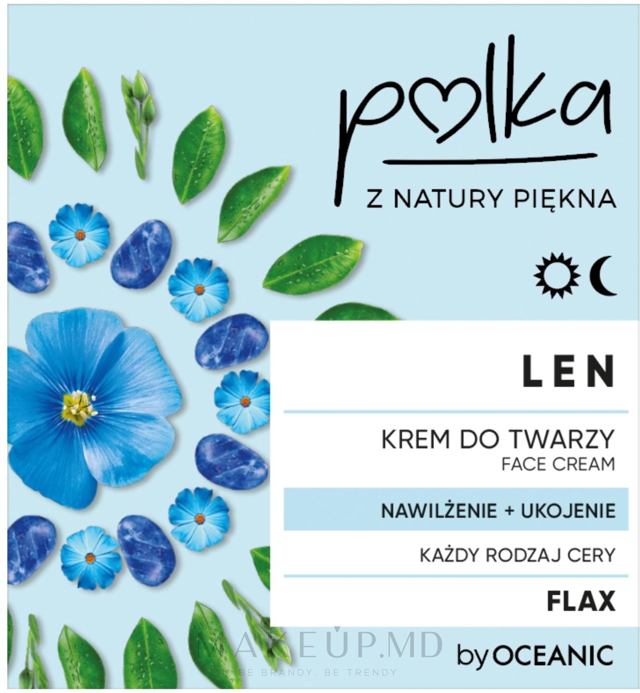 Cremă hidratantă și calmantă pentru față - Polka Face Cream — Imagine 50 ml