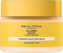 Parfumuri și produse cosmetice Cremă antioxidantă de față - Revolution Skincare Boost Calming Turmeric