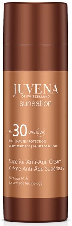Cremă de corp - Juvena Sunsation Superior Anti-Age Cream Spf 30 — Imagine N1